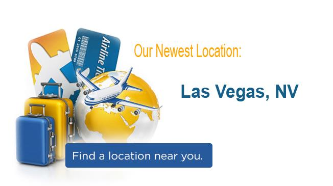 Welcome our New Location in Las Vegas, NV